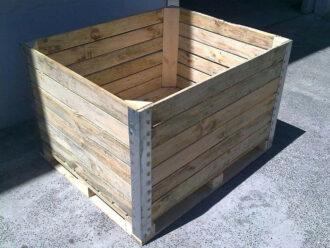 Export bins